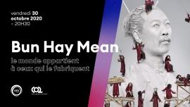 Bun Hay Mean Salle CO2 La Tour-de-Trême Billets