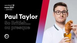 Paul Taylor Théâtre du Léman Genève Billets