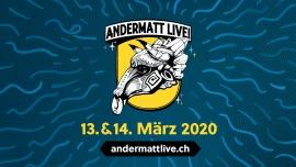 Musikfestival AndermattLive! Diverse Locations Diverse Orte Tickets