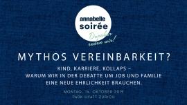 annabelle-Soirée Park Hyatt Zürich Tickets