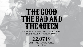 The Good, The Bad And The Queen Victoria Hall Genève Tickets
