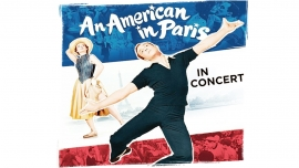 «An American in Paris» - in Concert KKL Luzern, Konzertsaal Luzern Tickets