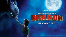 «How to Train Your Dragon» - In Concert Konzertsaal Luzern Tickets