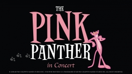 «The Pink Panther» - in Concert KKL Luzern, Konzertsaal Luzern Tickets