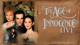 «The Age of Innocence» - Live KKL Luzern, Konzertsaal Luzern Tickets