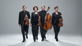 Asasello Quartett Stadtcasino, Hans Huber-Saal Basel Billets
