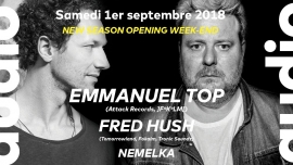 Emmanuel Top Audio Club Genève Tickets