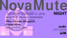 Novamute Night Audio Club Genève Tickets