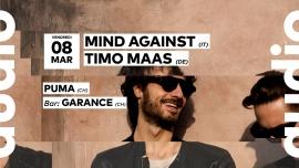 Mind Against Audio Club Genève Biglietti