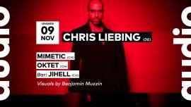 Chris Liebing - Mimetic - Oktet Audio Club Genève Biglietti