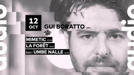 Gui Boratto - Mimetic Audio Club Genève Biglietti