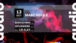 Marc Houle - Beroshima Audio Club Genève Biglietti