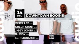 Downtown Boogie Audio Club Genève Biglietti