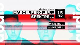 Technorange Audio Club Genève Biglietti