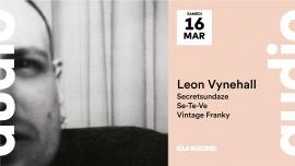 Leon Vynehall - Secretsundaze Audio Club Genève Biglietti