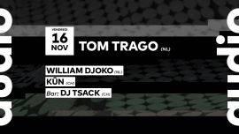 Tom Trago - William Djoko - Kun Audio Club Genève Tickets