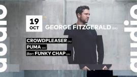 George Fitzgerald Audio Club Genève Tickets