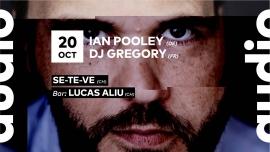 Ian Pooley - DJ Gregory Audio Club Genève Tickets