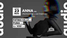 Technorange x Les Creatives Audio Club Genève Biglietti