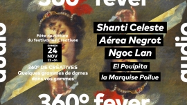 360° de Créatives Audio Club Genève Biglietti