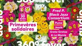 Primevères Solidaires Audio Club Genève Billets