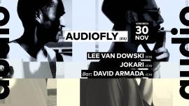 Audiofly - Lee Van Dowski - Jokari Audio Club Genève Biglietti