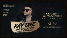 Kay One AURA Club Zürich Tickets
