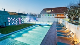 Bad Schinznach Thermalbad Thermi spa Schinznach-Bad Tickets