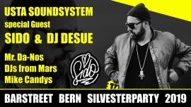 Silvesterparty Barstreet Bern 2019 Festhalle BERNEXPO Bern Billets