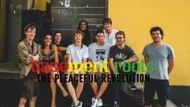 Basement Roots - The Peaceful Revolution T-Room Solothurn Biglietti