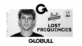 Cardinal present Lost Frequencies Globull Bulle Billets