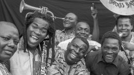 Gangbé Brass Band (Bénin) Turnhalle im PROGR Bern Biglietti