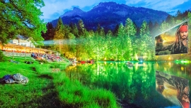 21. Kino Open-Air Blausee 2018 Naturpark Blausee Blausee Tickets