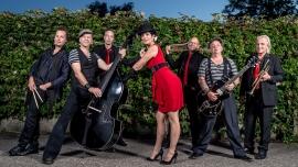 Bonnie & the groove Cats Club Baronessa Lenzburg Biglietti