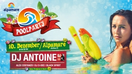 Alpamare Poolparty Alpamare Pfäffikon SZ Tickets