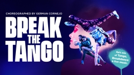 Break the Tango MAAG Halle Zürich Tickets