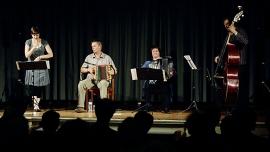Albin Brun Trio und Isa Wiss Burgbachkeller Zug Billets