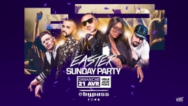 EASTER Sunday Party BYPASS CLUB Genève Tickets