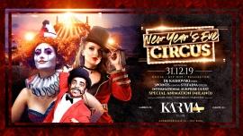 New Year's Eve - Circus Karma Club Bern Tickets