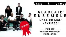 Alaclair Ensemble Case à Chocs Neuchâtel Tickets