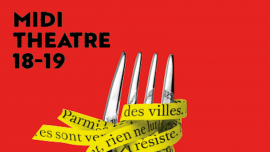 Midi-Théâtre 1/6 Brasserie de l'Inter Porrentruy Billets