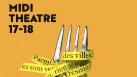 Midi Théâtre 4/7 Forum St-Georges Delémont Biglietti