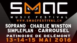Smac Festival Patinoire de Delémont Delémont Biglietti