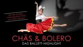 Chäs & Bolero MAAG Halle Zürich Biglietti