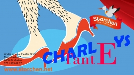 Charly's Tante Kinder.musical.theater Storchen St. Gallen Biglietti