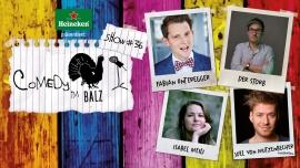 Comedy im Balz #36 Balz Klub Basel Tickets