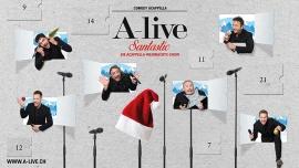 A-live mit *Santastic Cinema 8 Schöftland Tickets