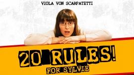 20 Regeln für Sylvie (D/F/d) Sieber Transport AG Pratteln Tickets