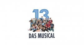 """13"" - Das Musical Theatersaal Kriens Tickets"