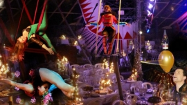 Weihnachtscircus 2017 Several locations Several cities Tickets